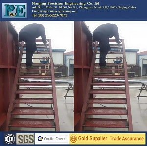 Steel Stamping Sheet Metal Fabrication MIG Welding Service
