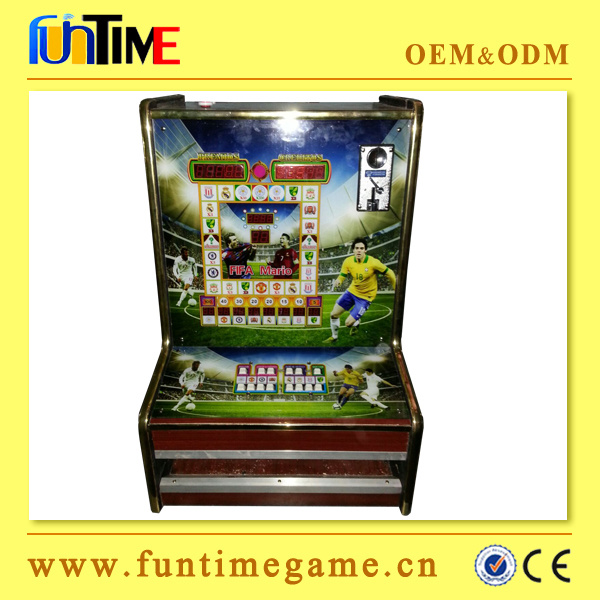 Newest Coin Operated Mario Game Machine