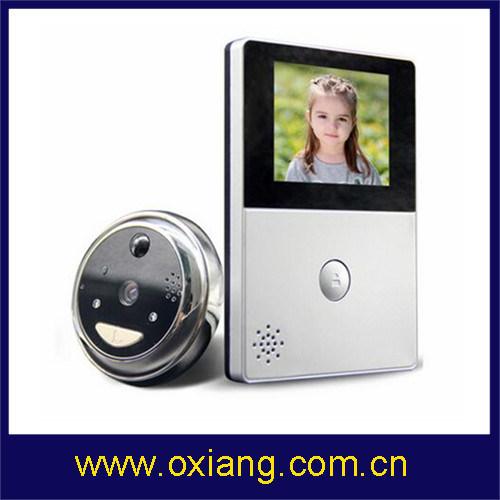 WiFi Peephole Video Doorbell with 2.8′′ HD Screend