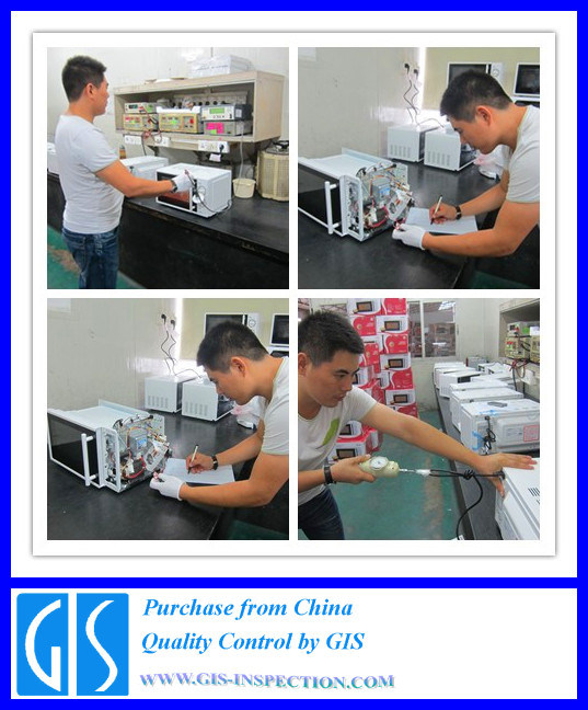 Final Random Inspection Service / Third Party Quality Control in Guangdong
