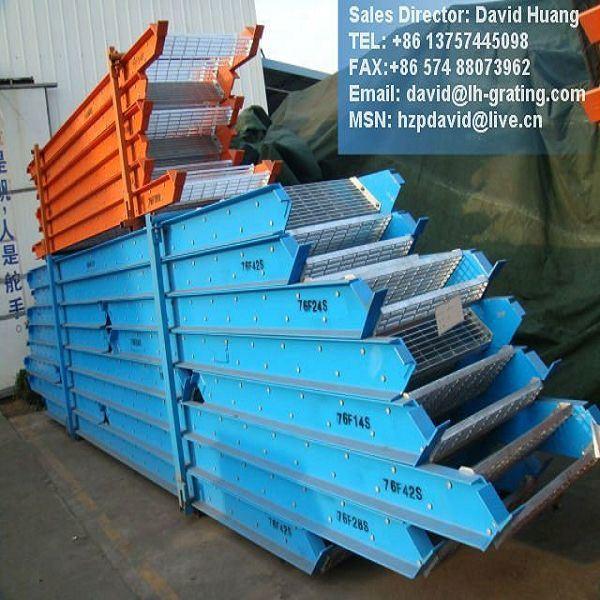 Galvanized Steel Stair Treads for Ladder