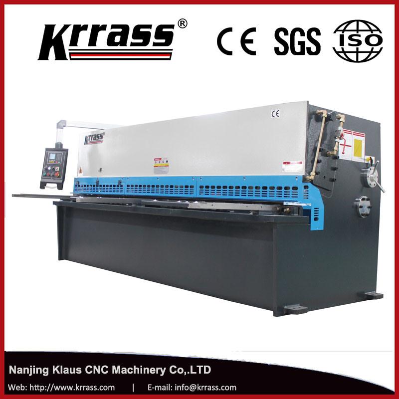QC12k/QC12y CNC Hydraulic Swing Beam Guillotine Shearing Machine