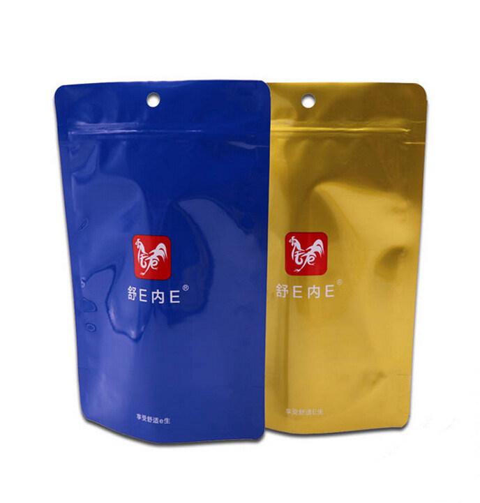 Printing Self Seal PE Cosmetic Packing Bag