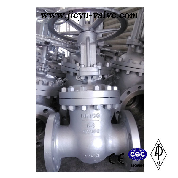 Pn40 Dn400 Gear OS&Y Rising Stem Gate Valve