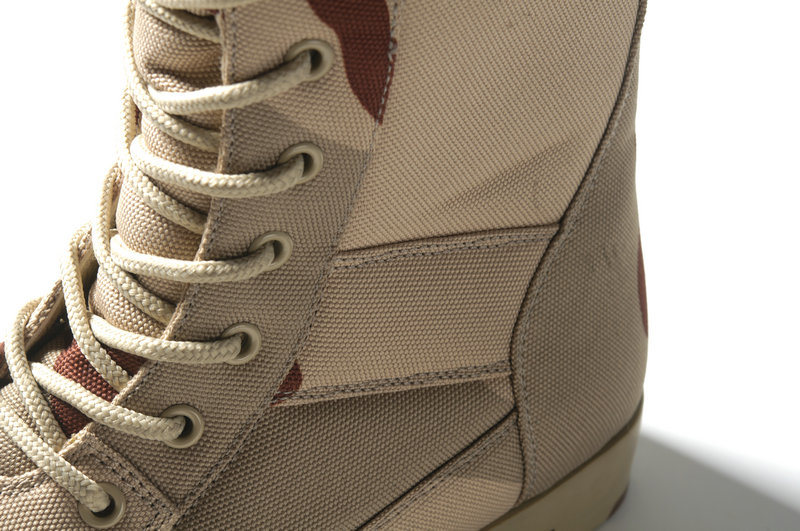 Fashion Style Military Boots