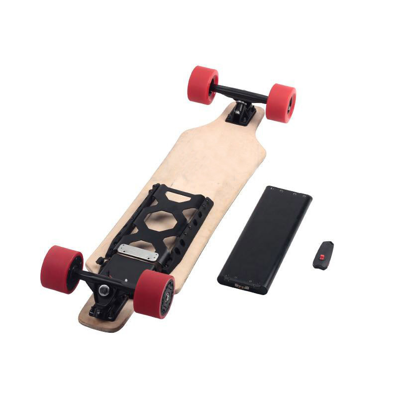 2016 Wholesale Mini 4 Wheels Electric Skateboard Longboard