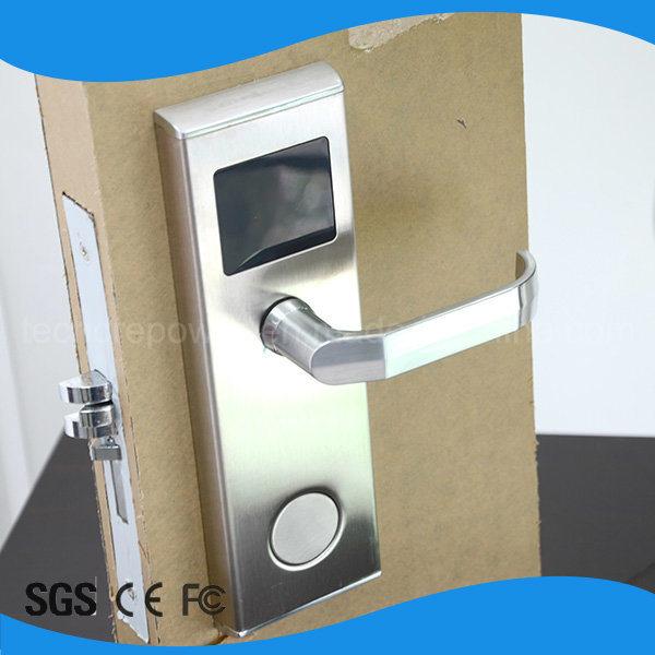 Hotel Lock Management System Hotel Card Handle Lock