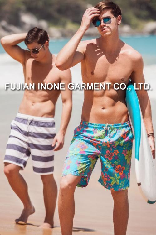 Inone W011 Mens Swim Casual Board Shorts Short Pants