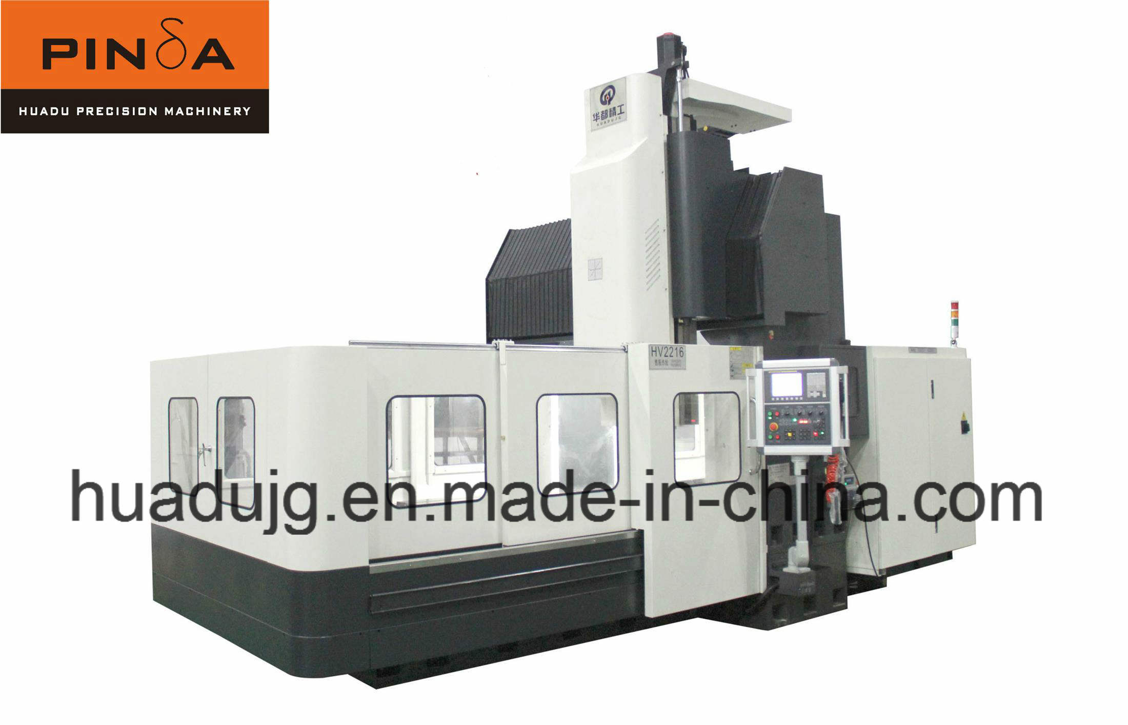 Integral Gantry Vertical CNC Machine Hv3220