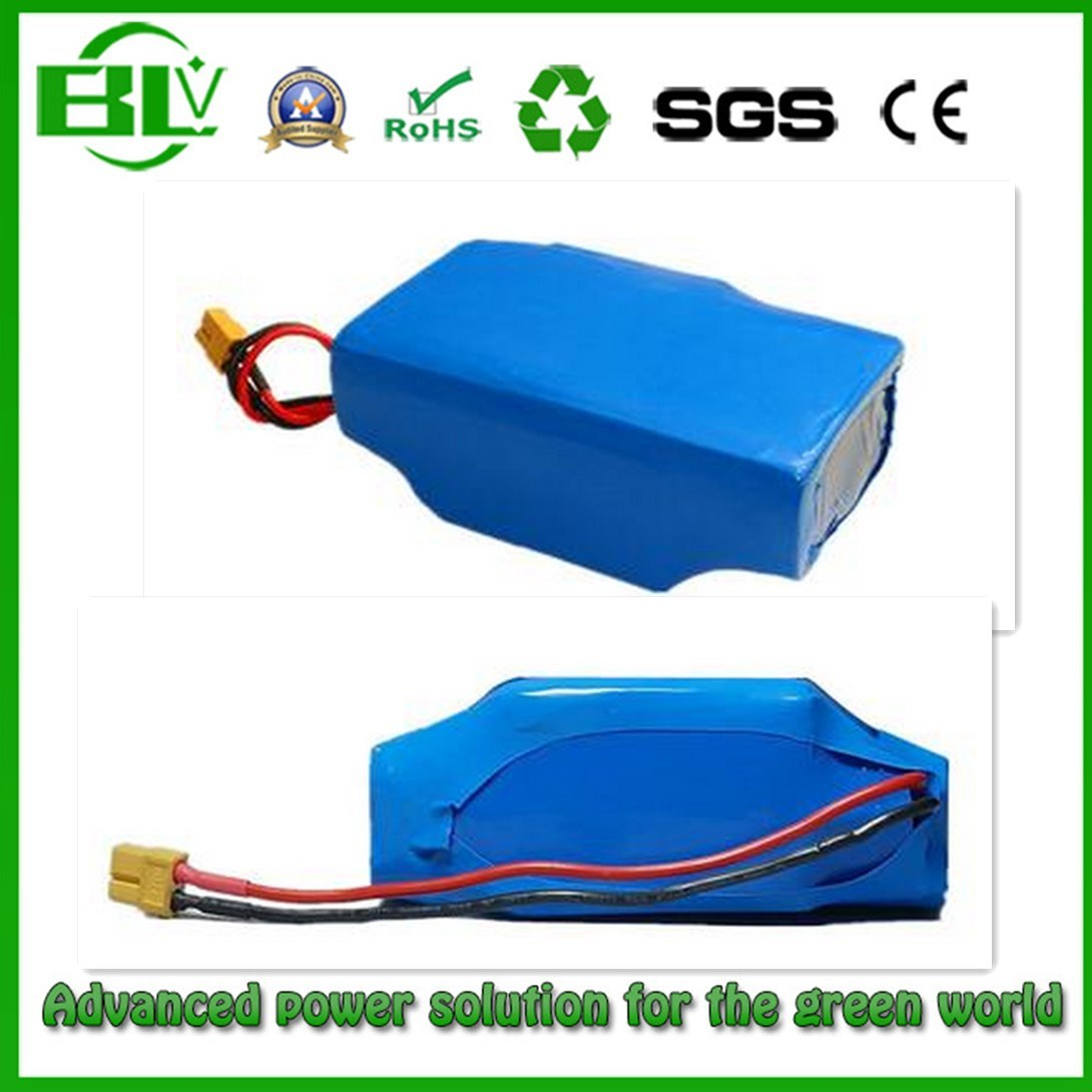 Smartboard Protected Rechargeable Li-ion Battery 36V 4.4ah Samsung Battery Pack