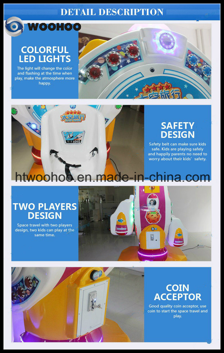 Indoor Playground Coin Operated Kids Rides Kids Amusement Park Ride