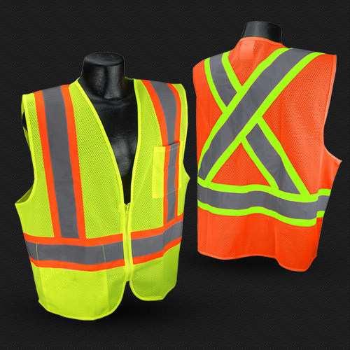 Reflective Vest with ANSI107 (C2013)