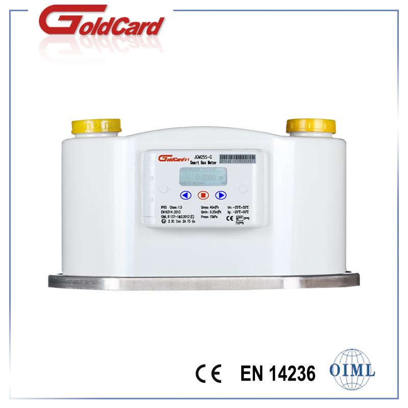 Industrial Smart Thermal Gas Meter-G10/16/25