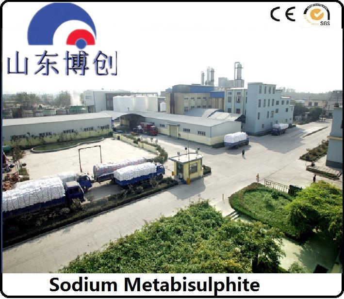 97% Min Food Grade and Industrial Grade Sodium Metabisulfite