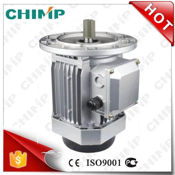 Chimp Ms Series 6 Poles 2.2kw Aluminum Single/Three Phase AC Asychronoous Electric Motor
