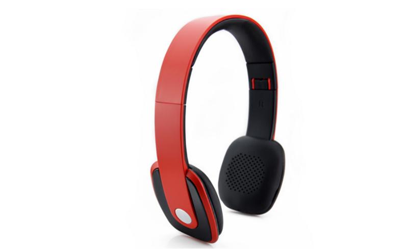 High Sensitive Stereo Wireless Bluetooth Headset Headphone