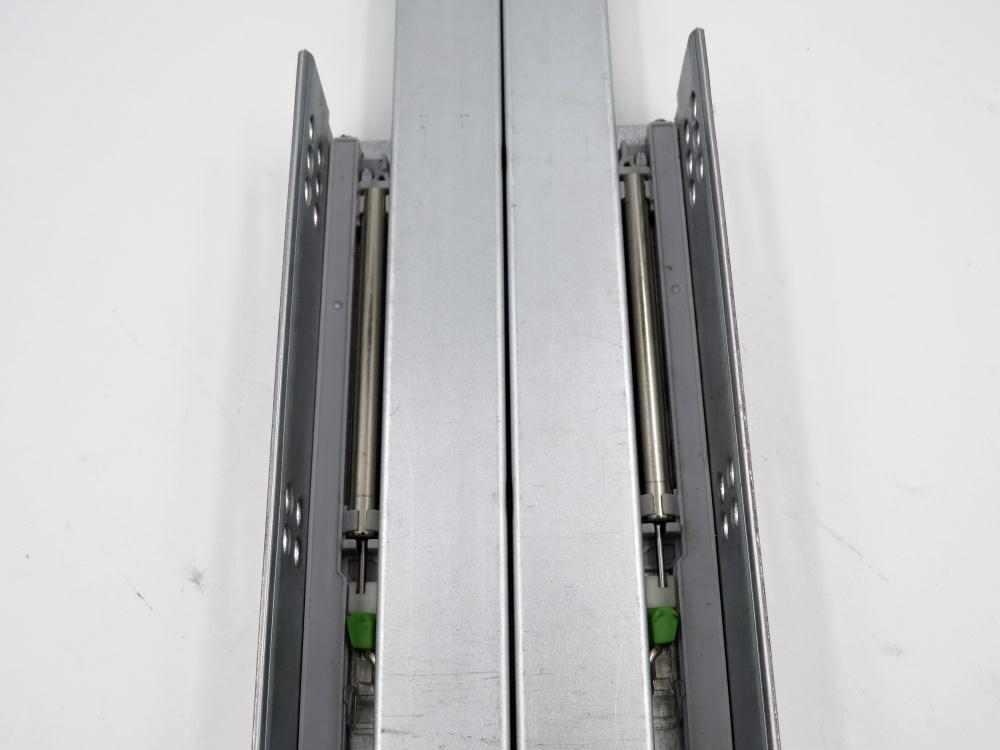 Full Extension Under Mounting Drawer Slide Concealed Soft Closing Slides