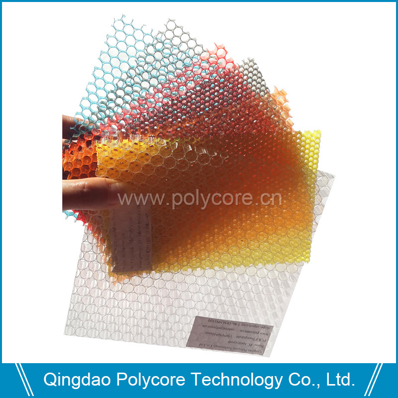 Plastic Honeycomb Series (honeycomb core, honeycomb panel)