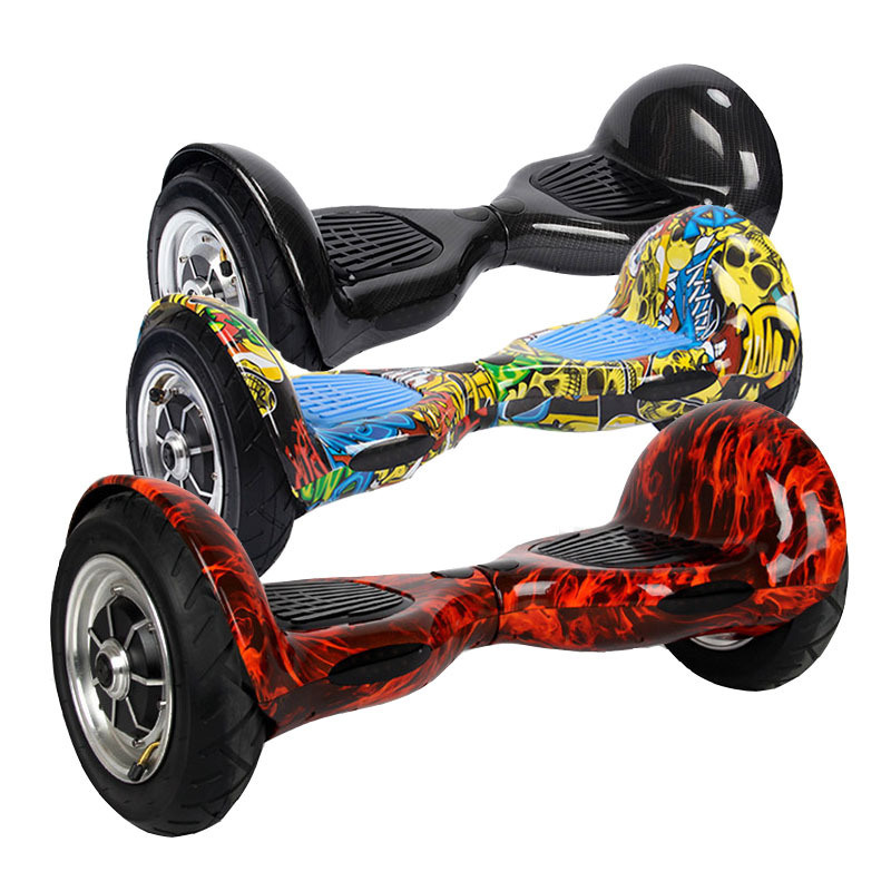 Smart Self Balance Scooter with Big Wheelers