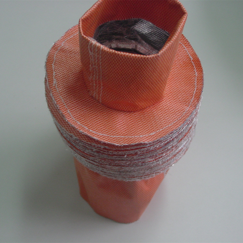 High Temperature Fabric Seals Silicone Rubber Expansion Joints