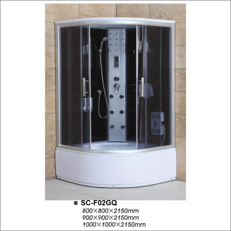 Luxurious Steam Shower Room, Bathroom Shower