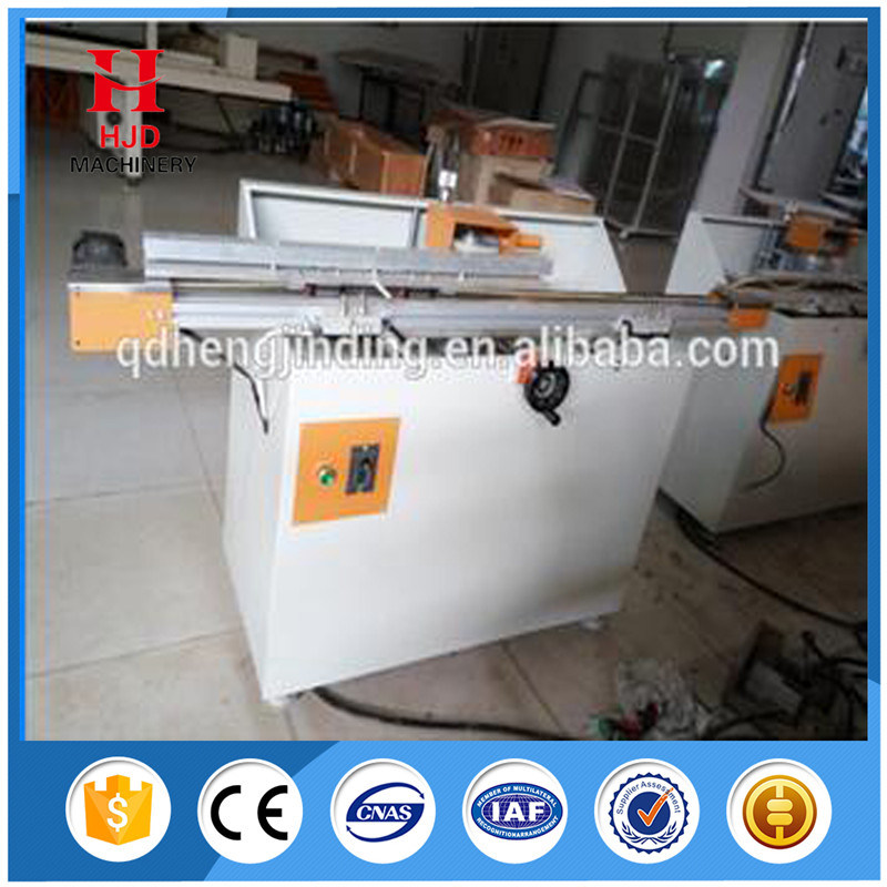 Ink Returning Knife Grinding Machine Gum Blades Grinding Scraping Machine
