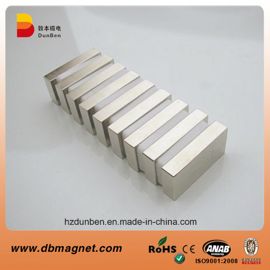 Rectangle Neodymium Magnet for Generator