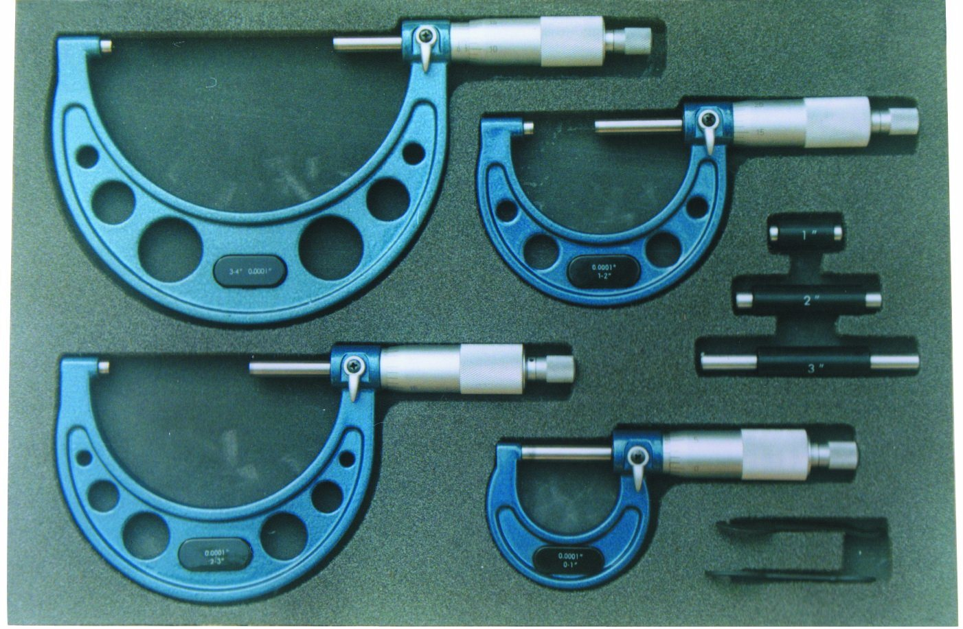 C-Type Outside Micrometers