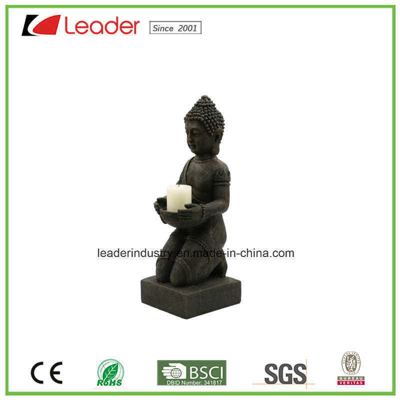 Resin Buddha Garden Statue Decorative for Indoor and Outdoor Decoration