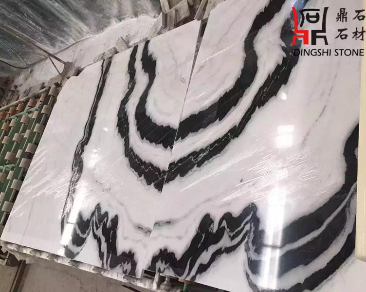 Panada White Marble Slab with Chinese Origin