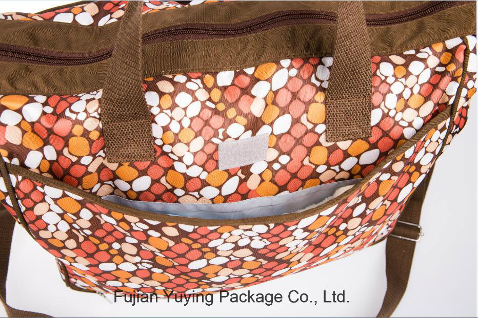 Colourful Mom Bag with Big Capacity Volume