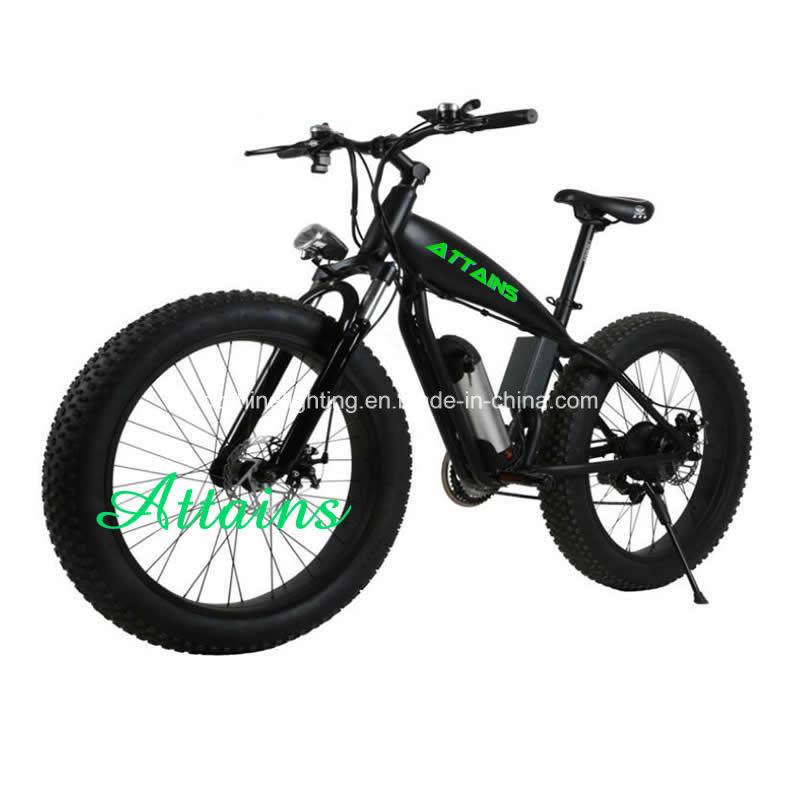 Fat Tire Snow Mountain Sand Beach City E Bike