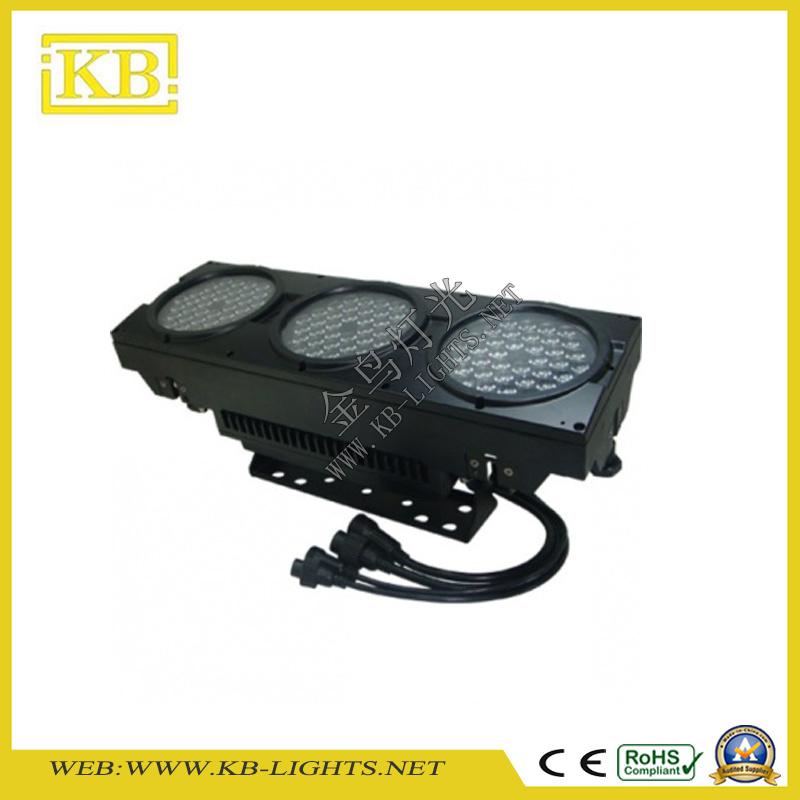 3 Heads Waterproof LED Wall Washer Lights