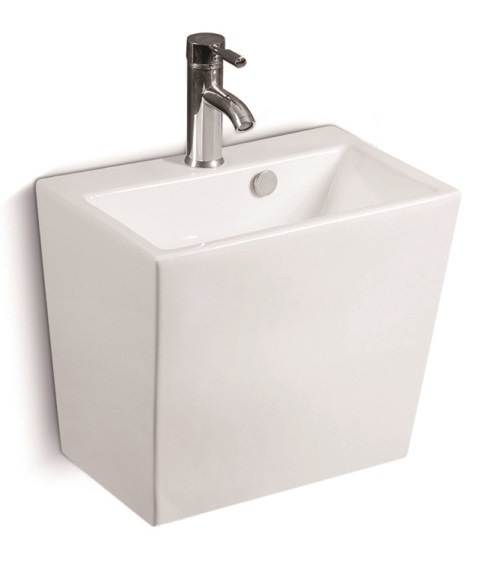 1203A Two Piece Ceramic Toilet with Slow Down Seat Cover