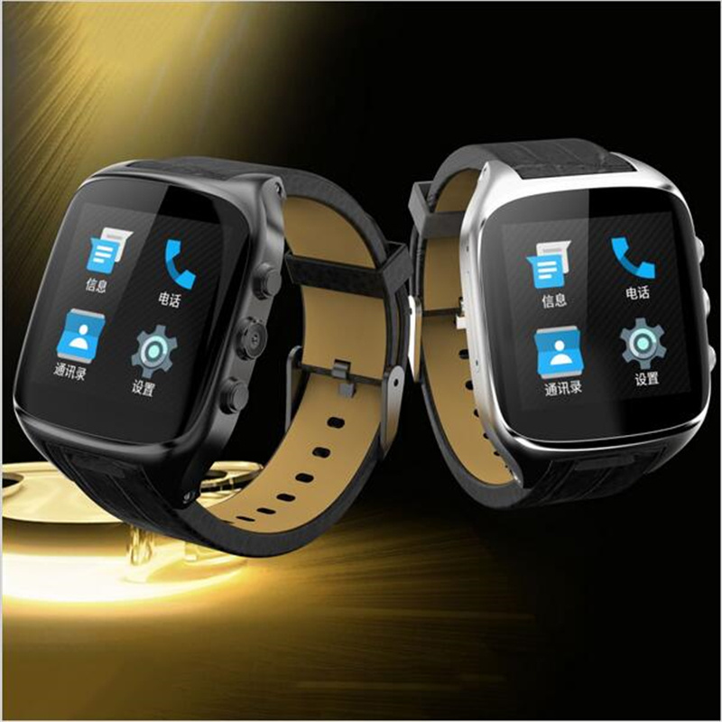 Andriod Smart Watch Mobile Phone with 1g/8g Bluetooth Watch
