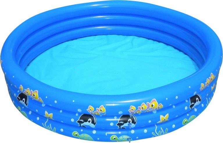 Inflatatble 3-Ring Pool