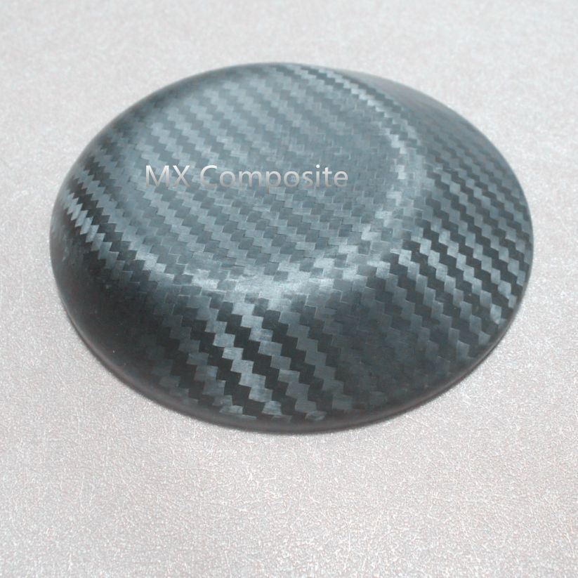 High Strength Carbon Fiber Cover for Auto Motorcycle