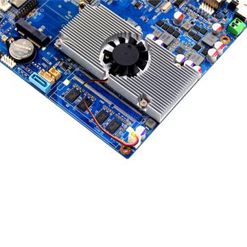 4*1000m RJ45 Intel Port Industrial Firewall Motherboard with 2 SATA