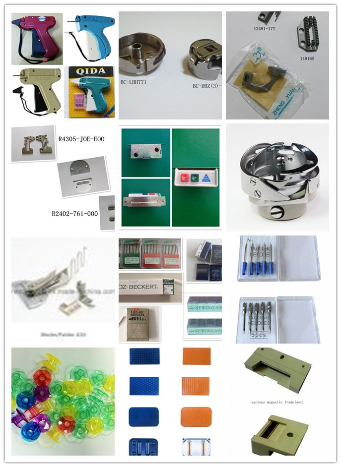 High Quality of Sewing Machine Part for Needle (DC*1, dB*1/Dp*5)