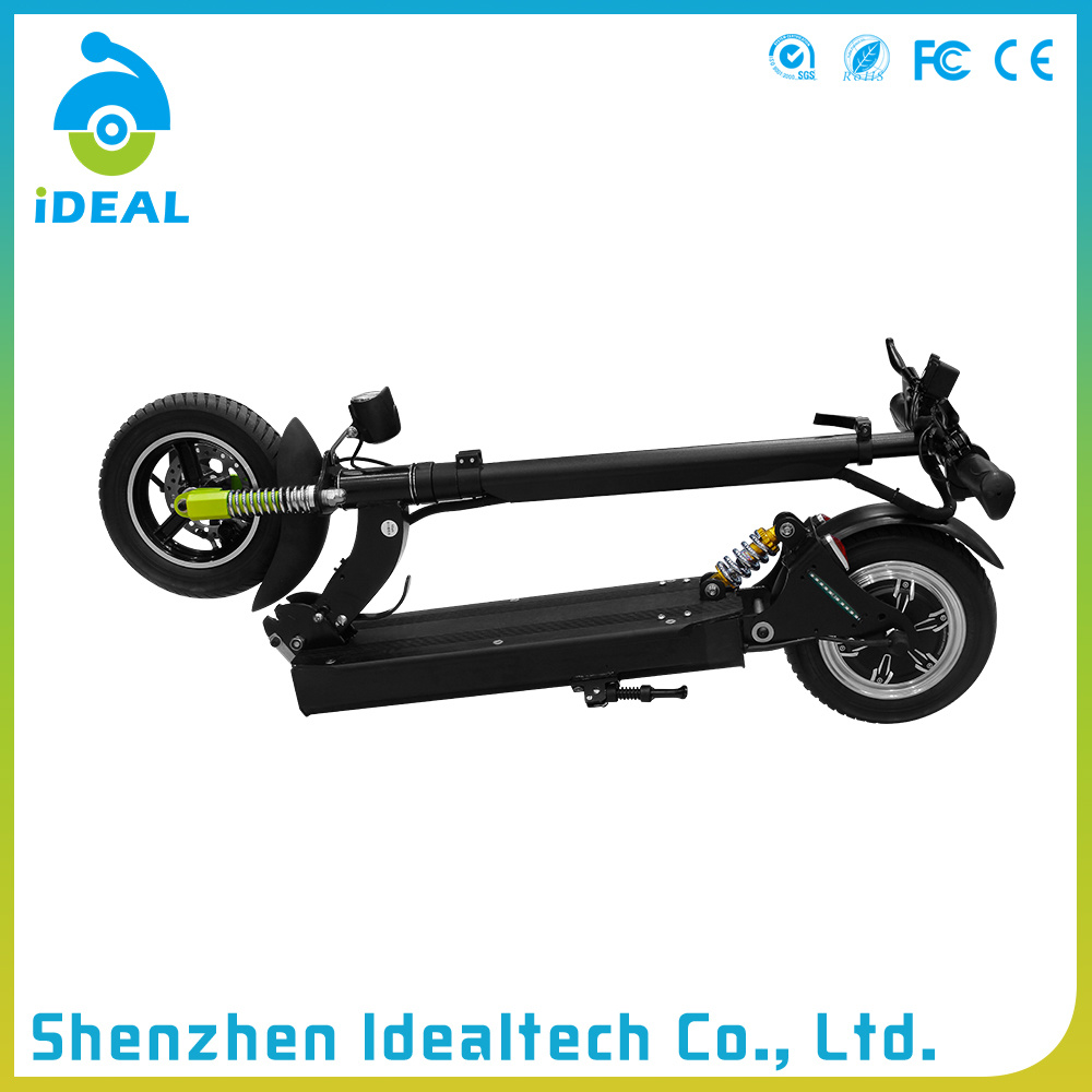 35km/H 2 Wheels Foldable Self Balancing Electric Scooter with LED Display