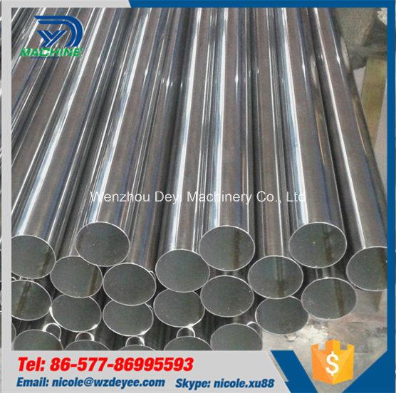 ASME Tp316L Sanitary Grade Stainless Steel Pipe