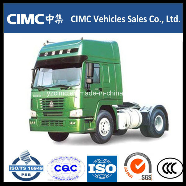 China HOWO A7 10wheeler 420HP Tractor Head with Best Price