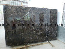 China Dark Emperador Marble Tile/Slab/Step/Countertop