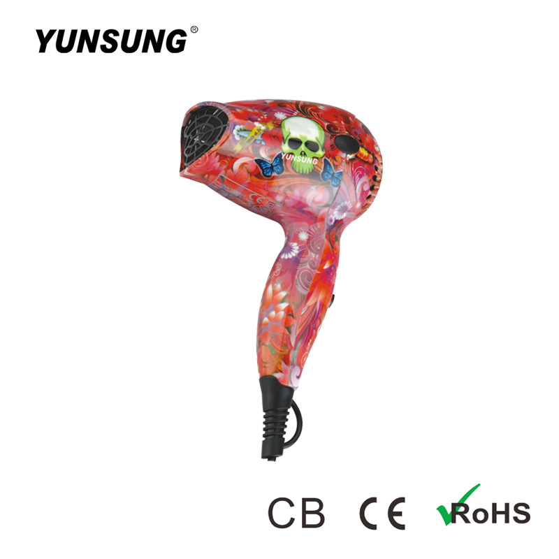 Wholesale Products Mini Hair Dryer for Travel Use
