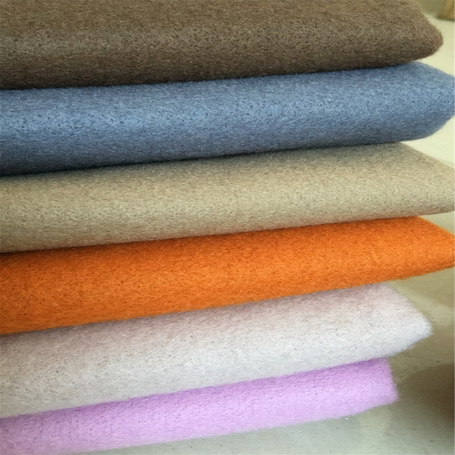 Knitted Wool Fabric with Various Color, Garment Fabric, Textile Fabric, Suit Fabric, Clothing