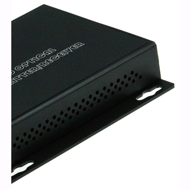 2V1d Analogue Video Optical Transceiver Optical Transmitter