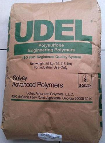 Solvay Udel GF-120 (Polysulfone PSU GF120/GF 120) Nt20 Natural/Bk937 Black/Wh6417 White Engineering Plastics