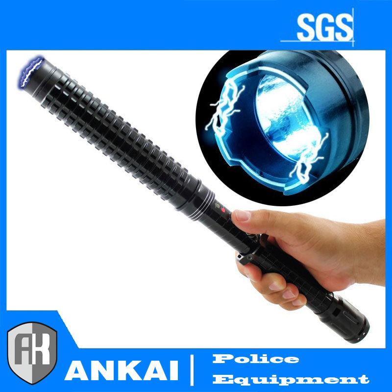 Expandable LED Stun Gun Baton