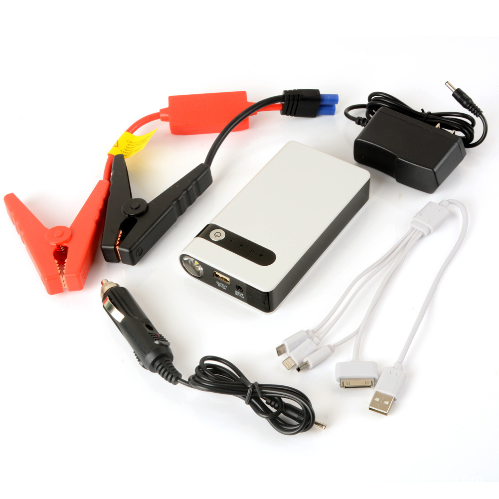 12V 20000mAh Portable Car Jump Starter Power Bank Emergency Car Jump Starter