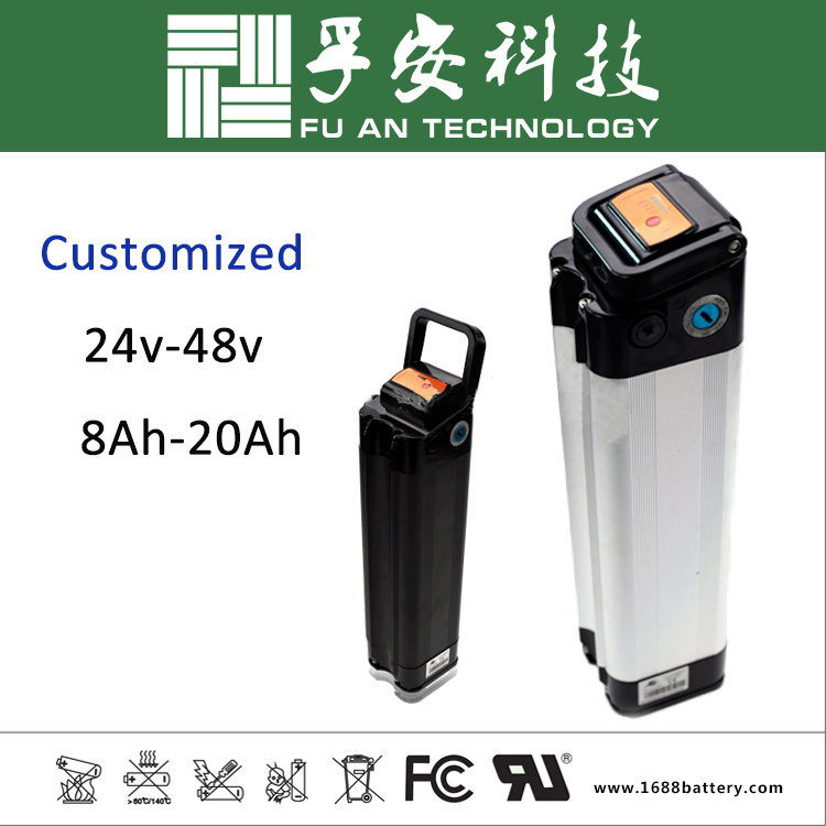 High Quality Rechargeable 36V 10ah Lithium Ebike Battery Pack